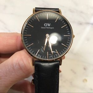 Daniel Wellington 36mm Classic Black Sheffield